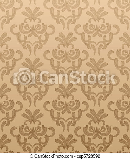 Seamless vector wallpaper - csp5728592