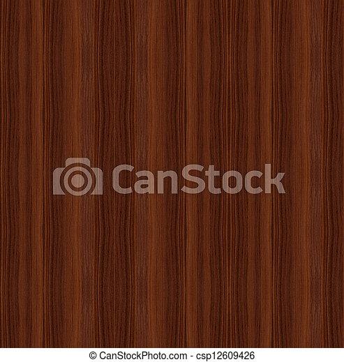 Seamless wood texture - csp12609426