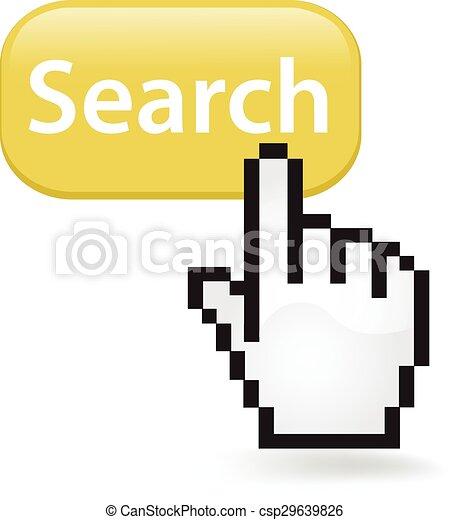 Search Button - csp29639826