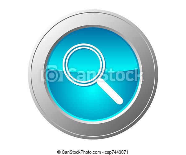 Search button - csp7443071