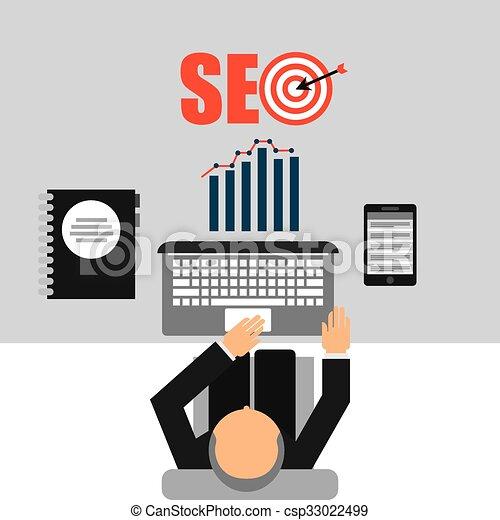 search engine optimization - csp33022499