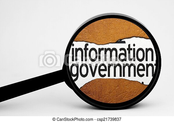 Search for government information - csp21739837