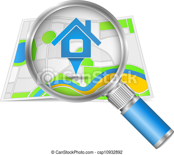 Search for house concept - csp10932892