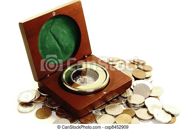 Searching financial way - csp8452909