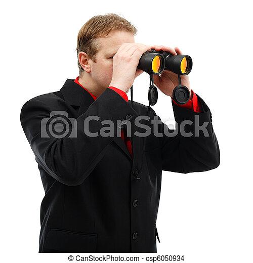 Searching with binoculars - csp6050934