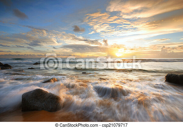 seascape - csp21079717