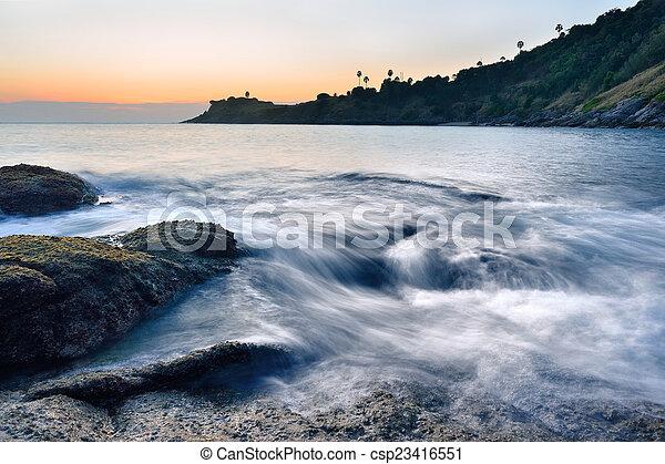 seascape - csp23416551