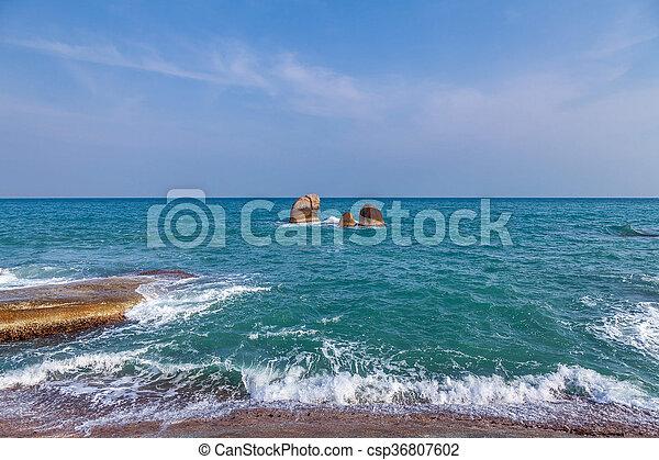 Seascape - csp36807602