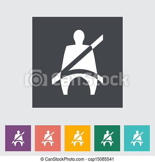 Seat belt - csp15085541
