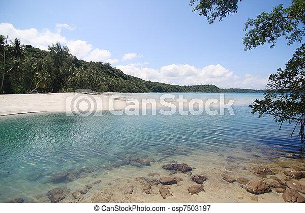 Sea,Thailand - csp7503197