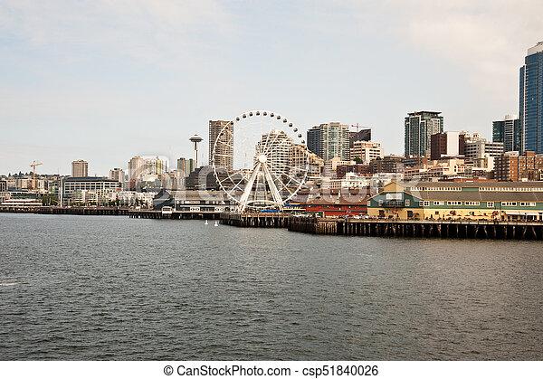 Seattle - csp51840026