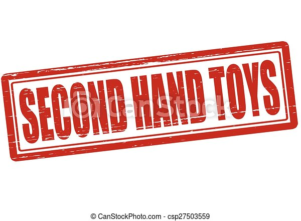 Second hand toys - csp27503559