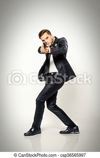 Secret Agent - csp36565997