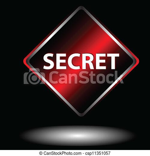 Secret icon - csp11351057