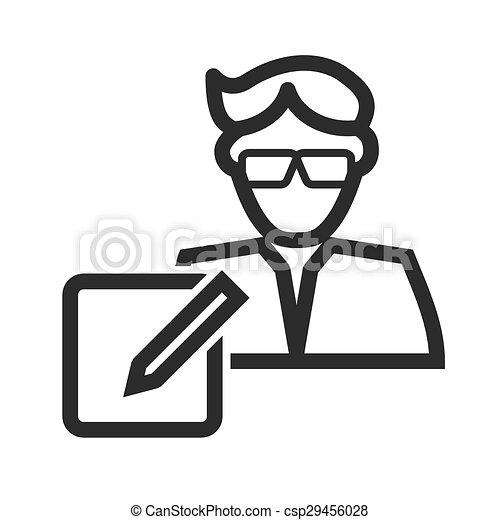 secretario - csp29456028
