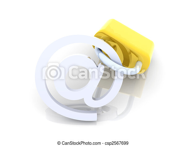 Secure Email - csp2567699