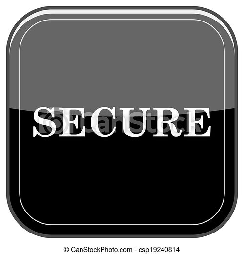 Secure icon - csp19240814