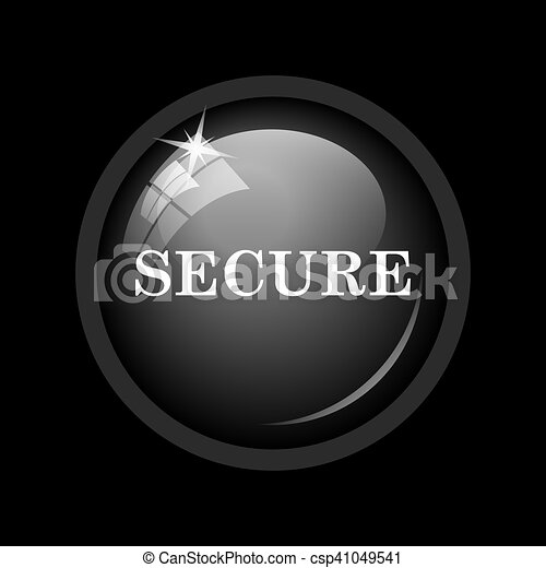 Secure icon - csp41049541