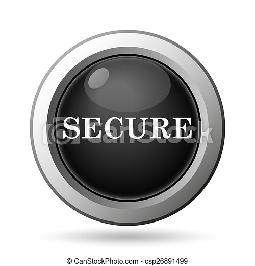 Secure icon - csp26891499