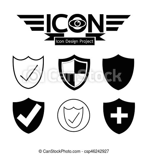 Secure Icon - csp46242927