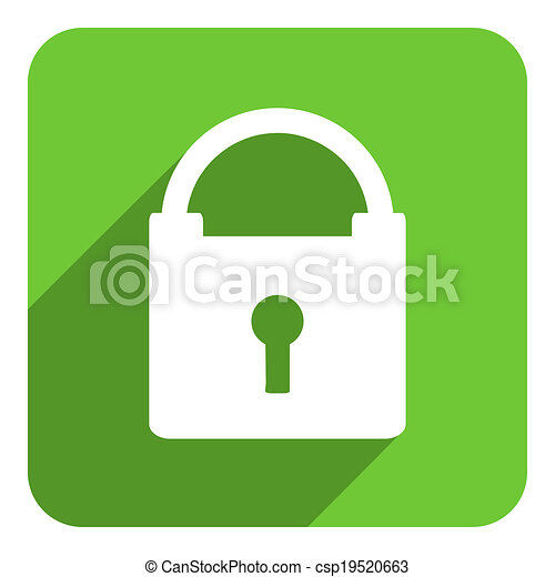 secure icon - csp19520663