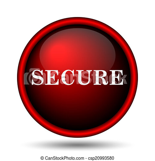 Secure icon - csp20993580