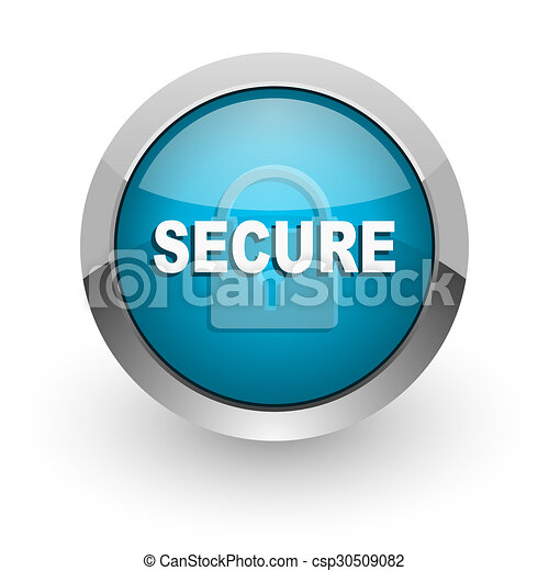 secure icon - csp30509082