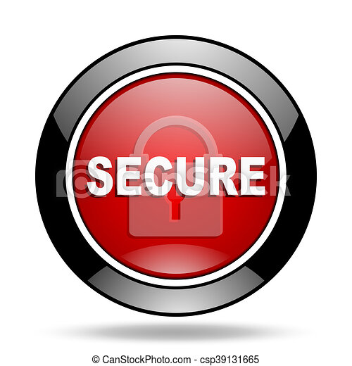 secure icon - csp39131665