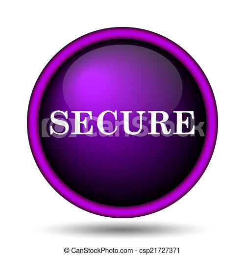 Secure icon - csp21727371