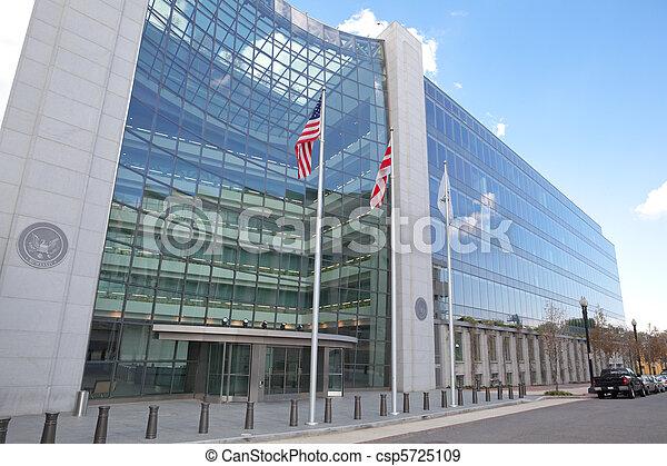 Securities Exchange Commission SEC Washington DC - csp5725109