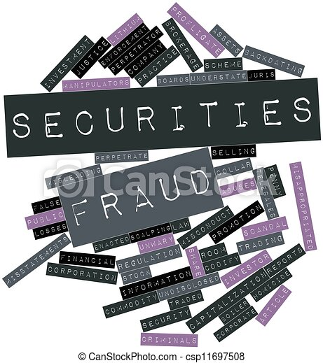Securities fraud - csp11697508