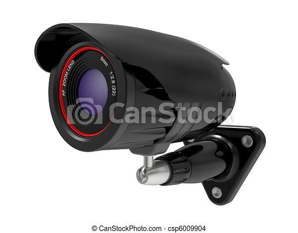 Security camera - csp6009904