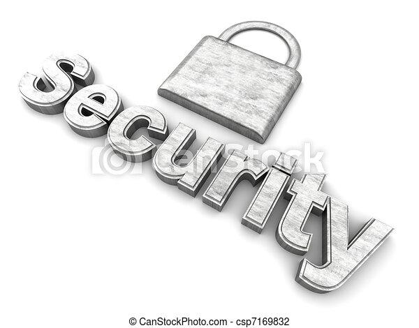 Security - csp7169832