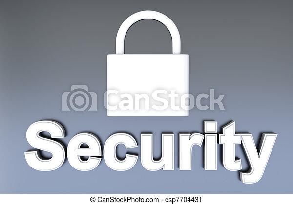 Security - csp7704431