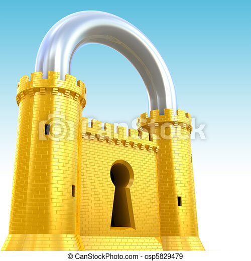 Security concept - csp5829479