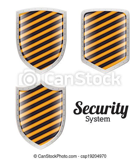 Security design  - csp19204970