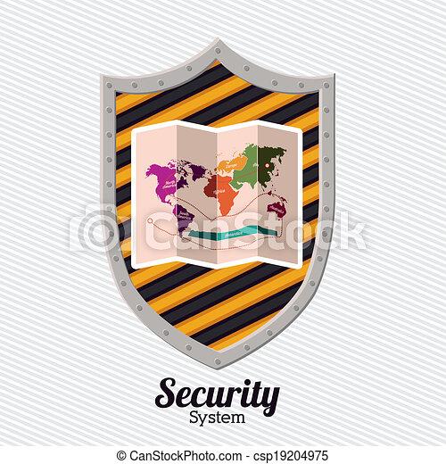 Security design  - csp19204975