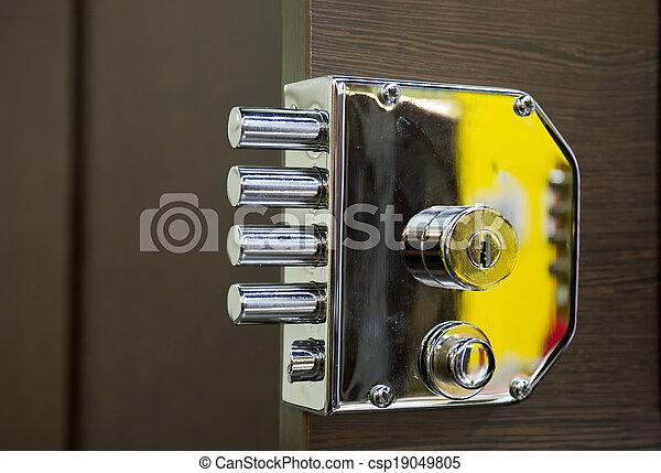 security door locks. Security Door Lock - Csp19049805 Locks