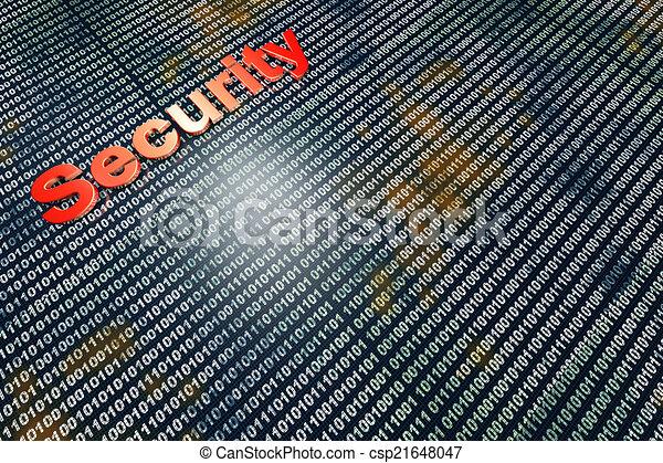 Security - csp21648047