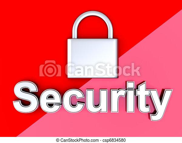 Security - csp6834580