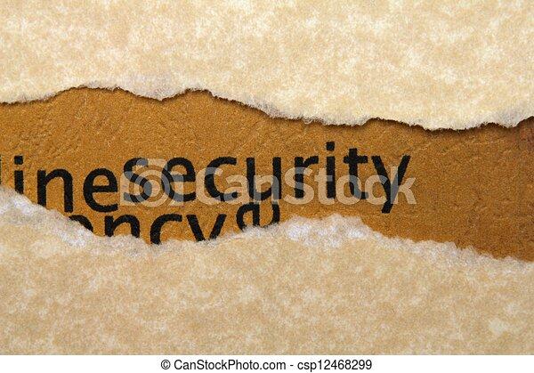 Security - csp12468299