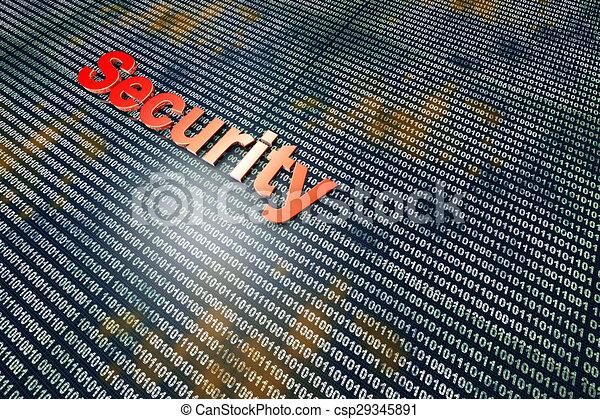 Security - csp29345891