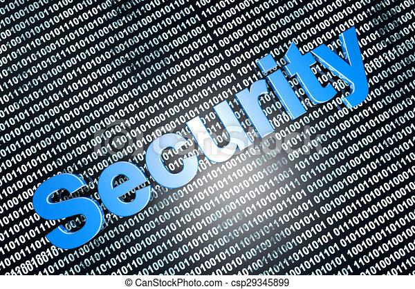 Security - csp29345899