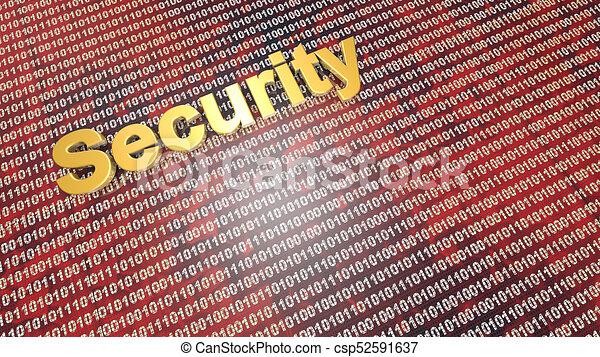 Security - csp52591637