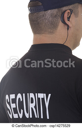 security guard  - csp14275529