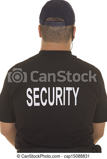 security guard  - csp15088831