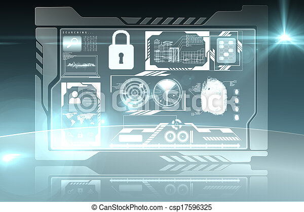 Security interface - csp17596325
