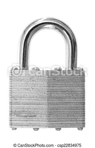Security Lock - csp22834975
