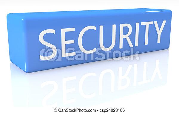 Security - csp24023186