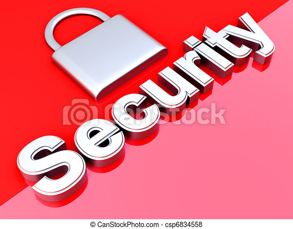 Security - csp6834558